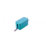 Kabelbox blue
