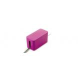 Kabelbox Pink