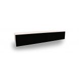 Vägghängd tv bänk med tygluckor. Alternativ till Unnu och clic. Enastående kvalitet till rätt pris. Wall 180 Fabric IF M2